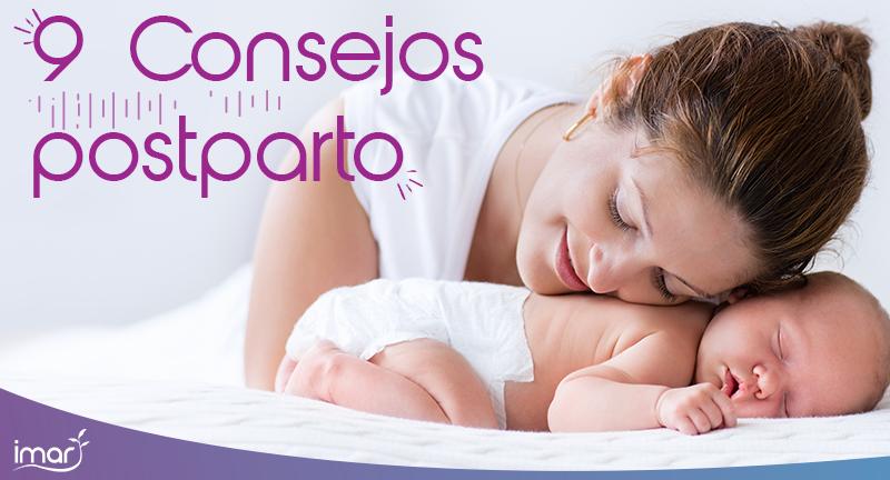 Consejos postparto - Clínicas de fertilidad Murcia