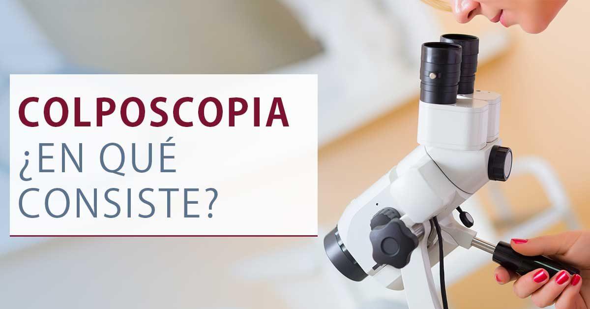 Colposcopia - Fertilidad Murcia