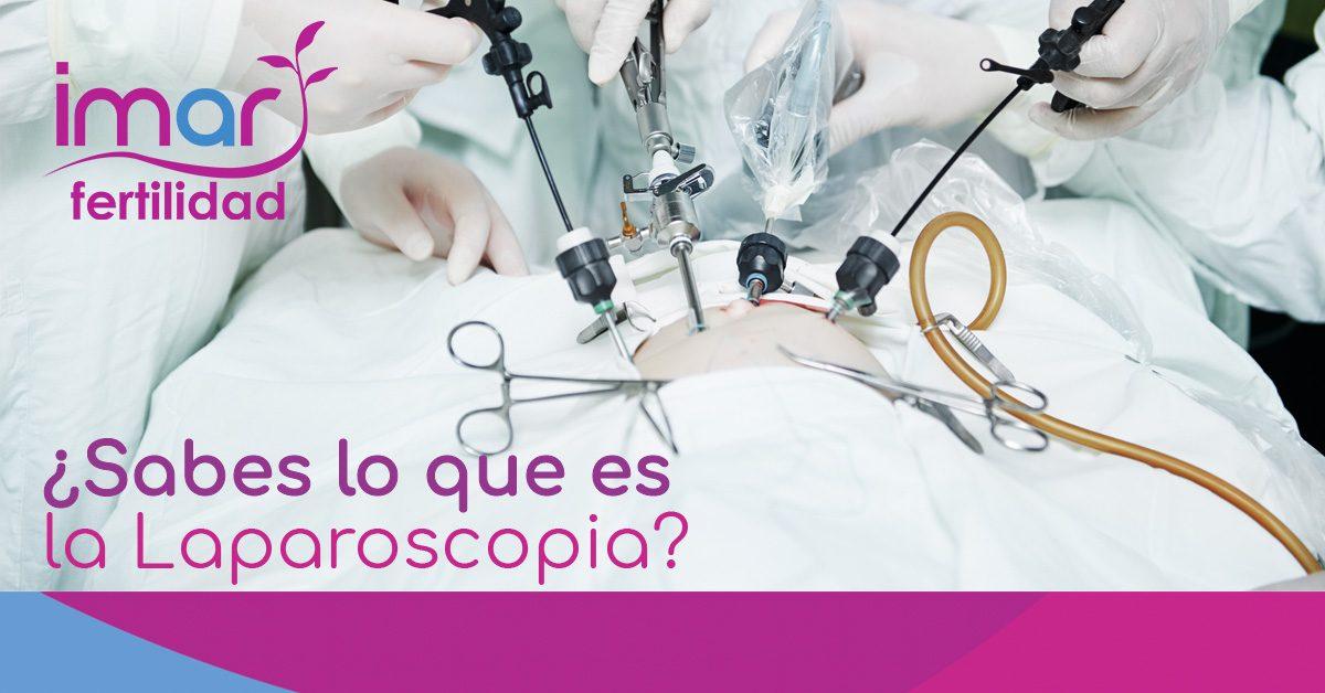 Laparoscopia - Fecundación in vitro Murcia