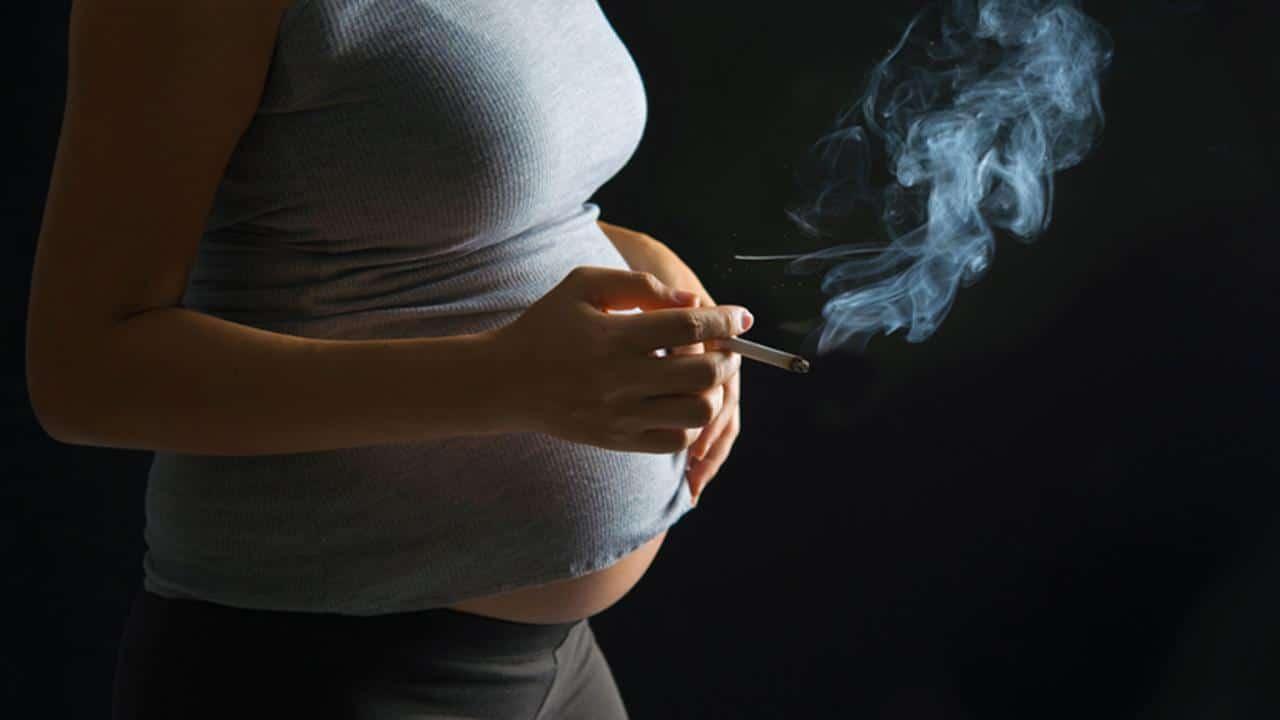 Tabaquismo y embarazo
