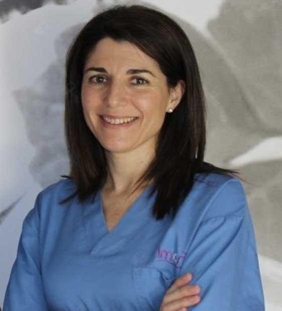 María Rosa Moraga. Ginecóloga en Murcia
