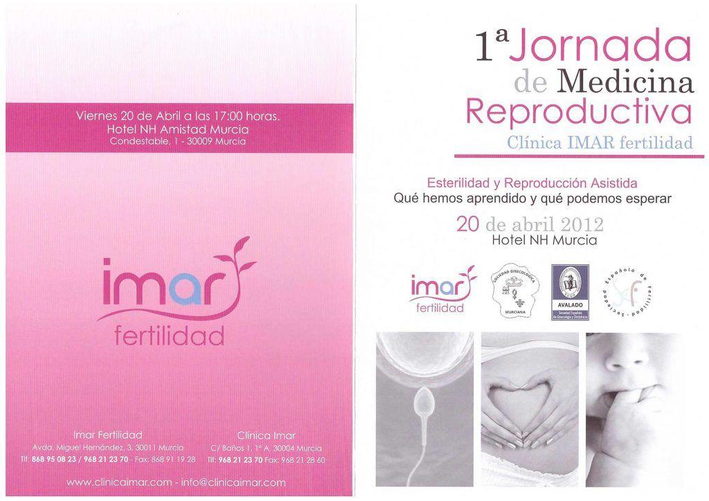 1ª Jornada Clinica Imar 001