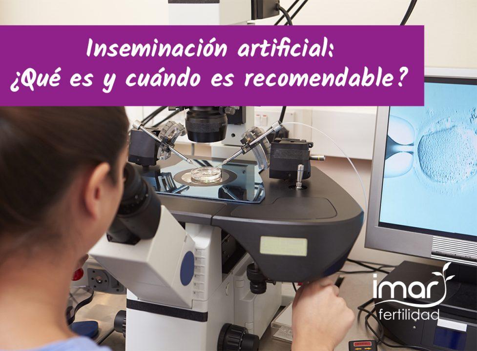 Inseminación Artificial en Murcia