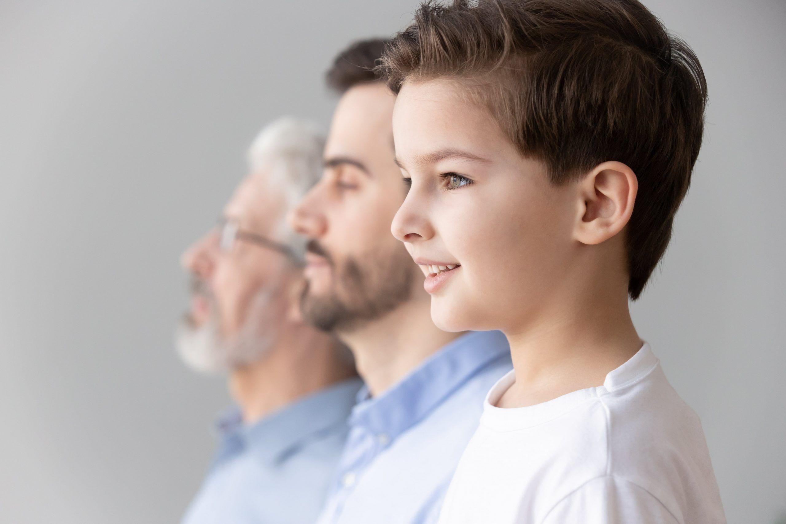 Impacto factor masculino en la descendencia