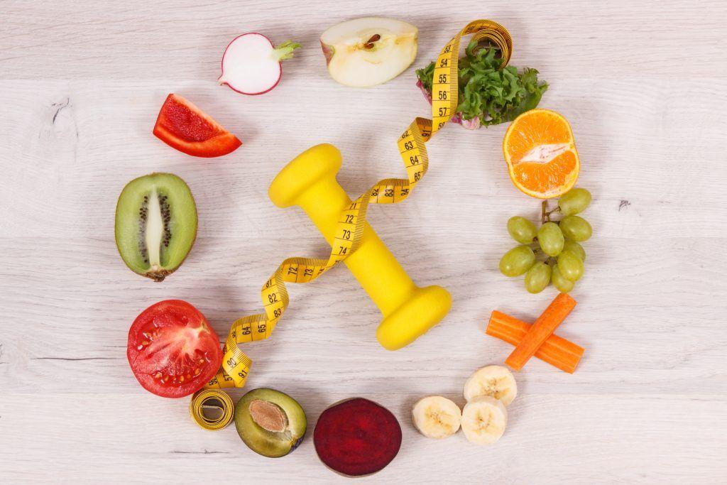 La importancia de la alimentación y el deporte para problemas endocrinos