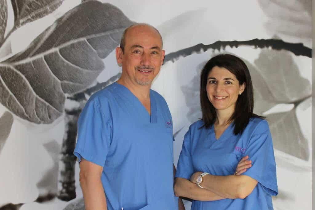 Eric y Maria Rosa