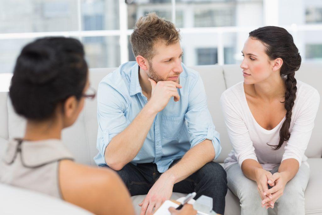 Tratamiento psicológico para parejas