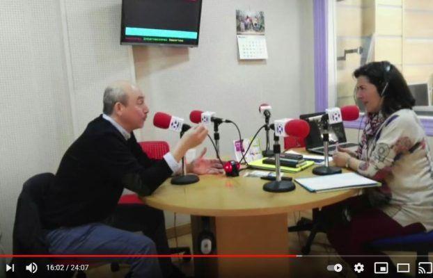 Entrevista a Dr. Eric Saucedo en Murcia | Onda Cieza