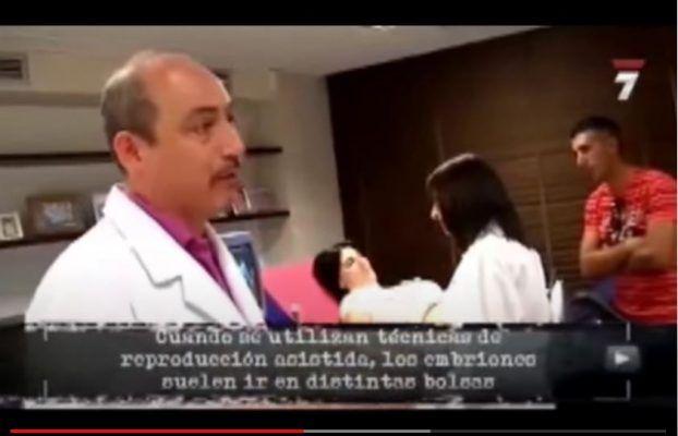 Reportaje Embarazo Gemelar | Punto de Mira 7RM