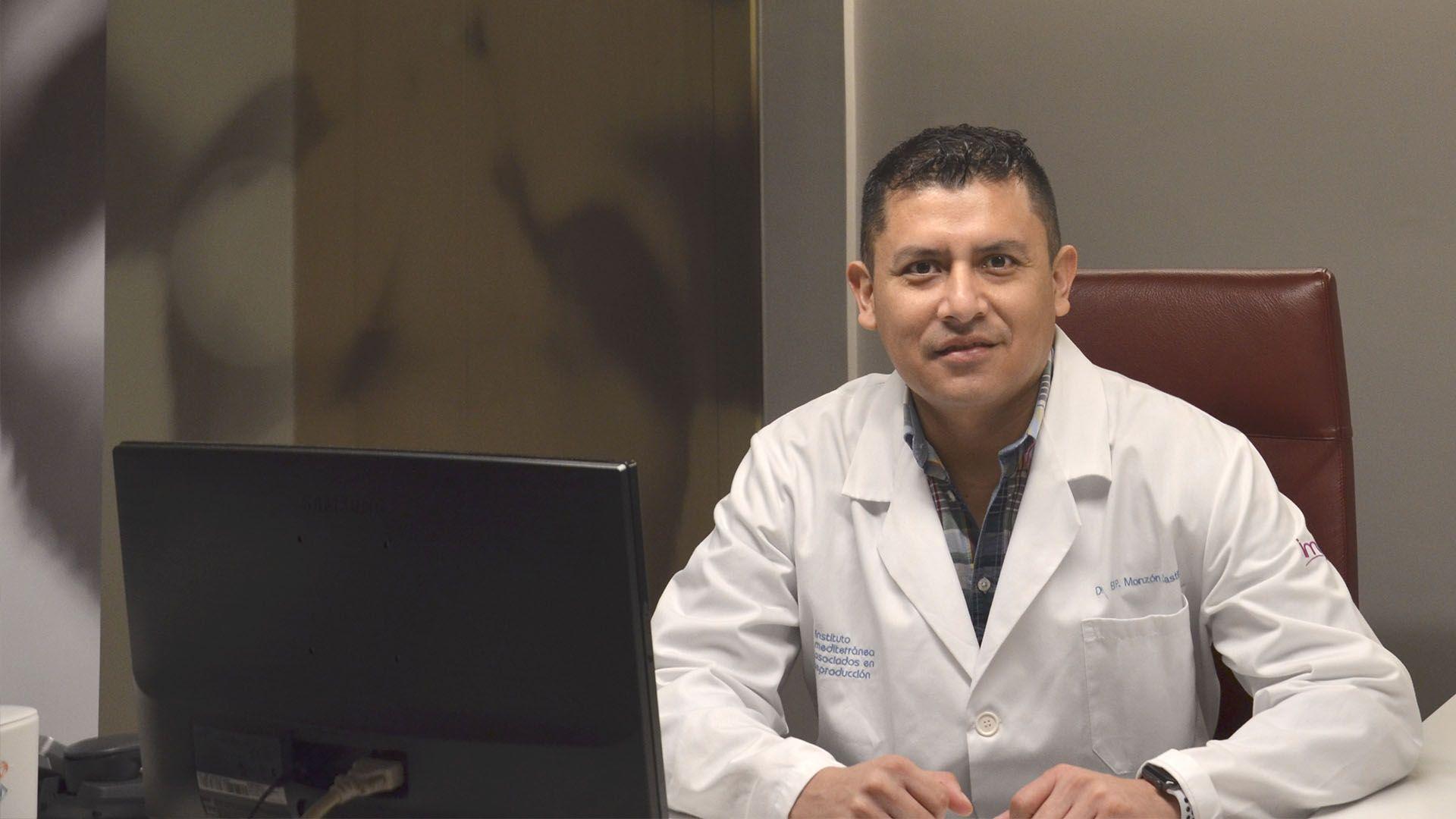 Dr. Elí Pedro Monzón Castillo