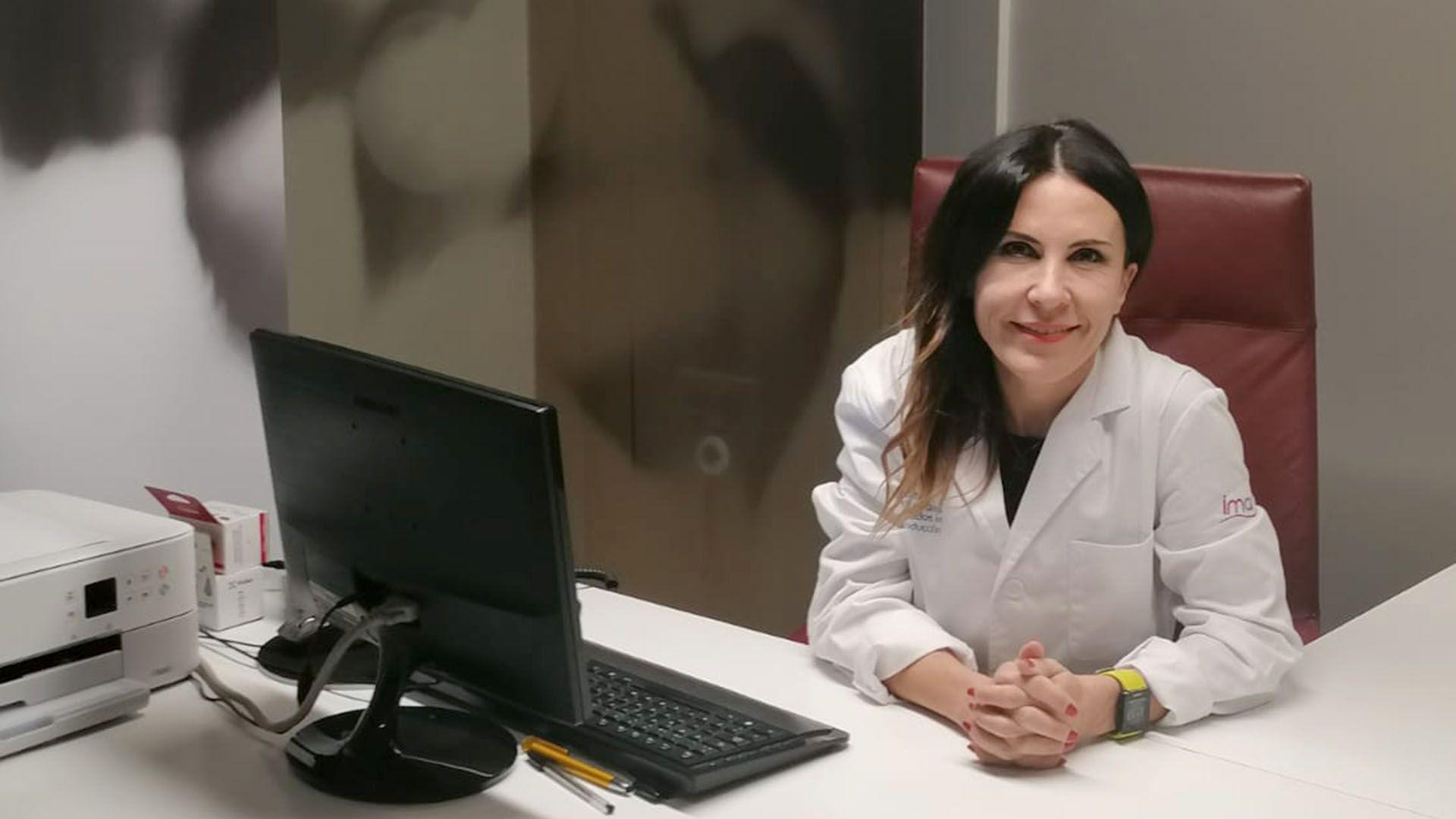 Dra. Sofía Sánchez Pérez