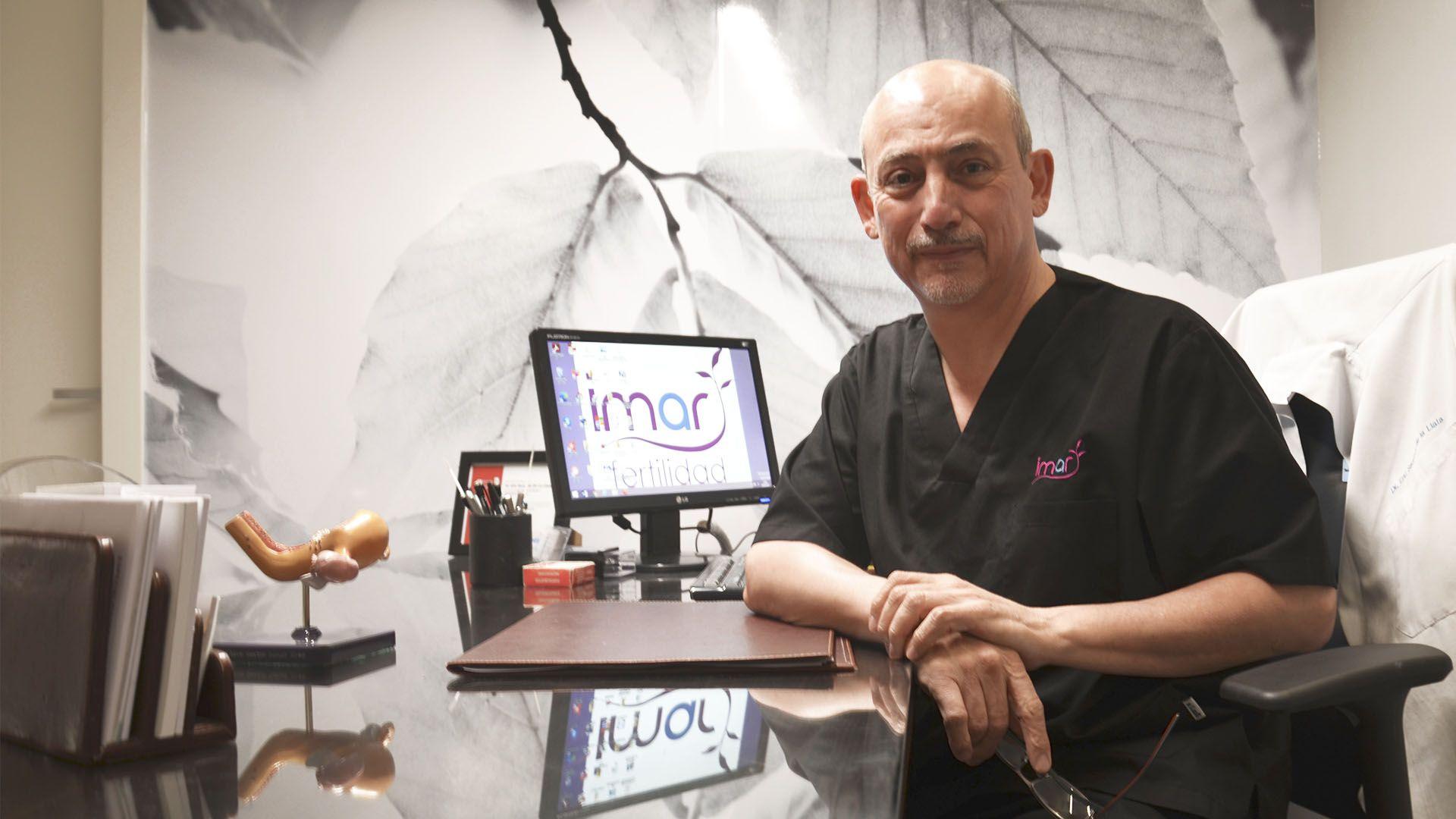 Dr. Eric Saucedo de la Llata